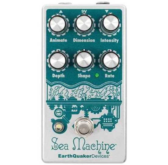 Earthquaker Devices Sea Machine™ v3