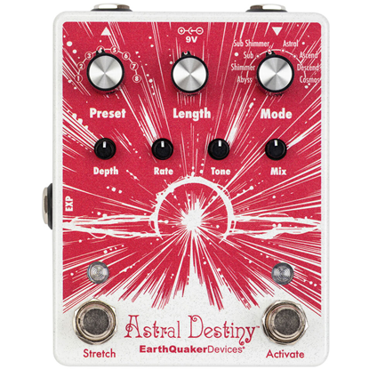Earthquaker Devices Astral Destiny™