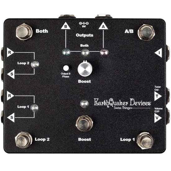 Earthquaker Devices Swiss Things®