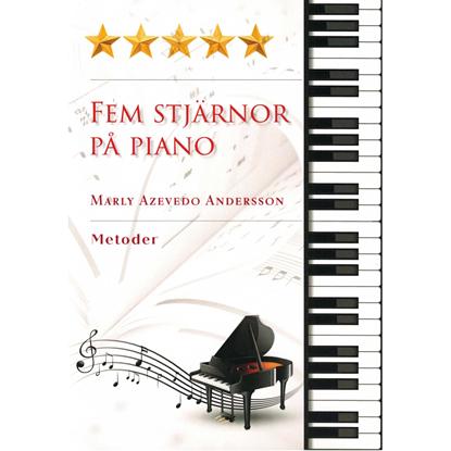 Bild på Fem stjärnor på piano - Metoder