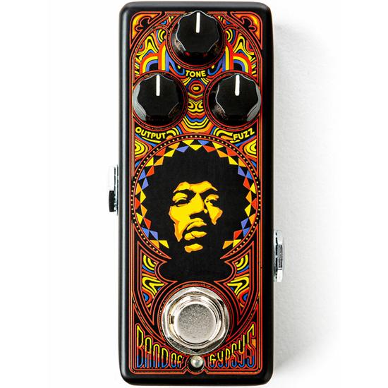 MXR® Jimi Hendrix™ '69 Psych Series Band Of Gypsys™ Fuzz JHW4