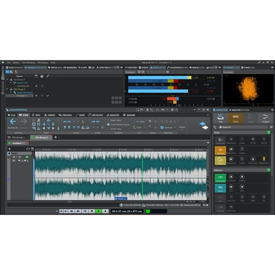 Steinberg Wavelab Pro 11