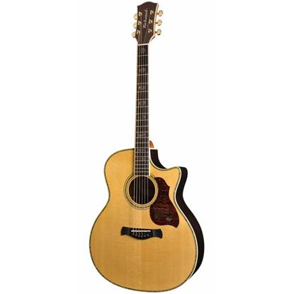 Richwood A-70VA Master Series Handmade Auditorium 000 Guitar Natural