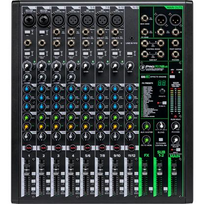 Bild på Mackie ProFX12v3 Professional Effects Mixer With USB