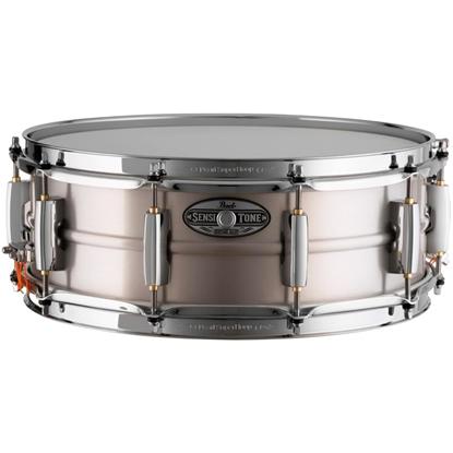"Pearl Sensitone Heritage Alloy 14""x6,5"" Aluminum Snare"
