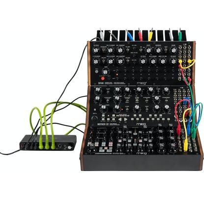 Moog Sound Studio: Mother-32 & DFAM & Subharmonicon